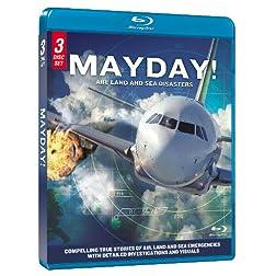 Mayday!: Season 3 and 4 (3-Pk) [Blu-ray]