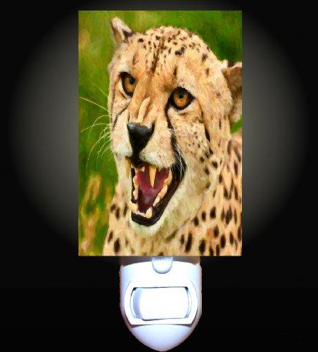 Cheetah Bedroom Decor