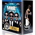 Men in Black3 : Collector's Edition Bluray with Worm Guy Resin Bobblehead