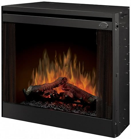 Dimplex BFSL33 33-Inch Built-In Slim Electric Firebox image B008XG531E.jpg