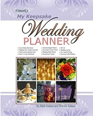 Fimark's My Keepsake Wedding Planner