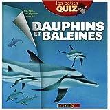 echange, troc Judy Allen, Mike Bostock - Dauphins et baleines
