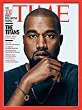 img - for Time Magazine (April 27, 2015-May 4, 2015) Kanye West Ccover 100 Most Influential People book / textbook / text book