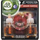 Air Wick Scented Oil Air Freshener, National Park Collection, Grand Canyon, 2 Refills, 0.67 Ounce