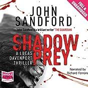 Shadow Prey: A Lucas Davenport Mystery, Book 2 | John Sandford