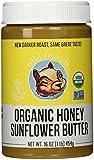 Wild Friends Foods Sunflower Butter, Honey, 16 oz Jar