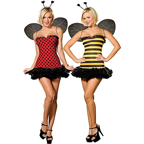 Buggin' Out Reversible Adult Costume