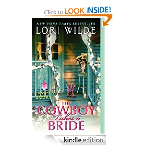 Kindle Book Bargain: The Cowboy Takes a Bride (Avon Romance), by Lori Wilde. Publisher: HarperCollins ebooks; Original edition (March 27, 2012)
