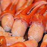 紅ズワイ蟹爪1キロ?殻が剥いてあるいてあるから食べやすい