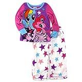 My Little Pony Girls Pink Pajamas