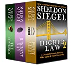 Higher Law Box Set, Volume 2: Mike Daley/Rosie Fernandez Novels 5-7