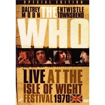 Live At The Isle Of Wight Festival 1970 [DVD] [2008]