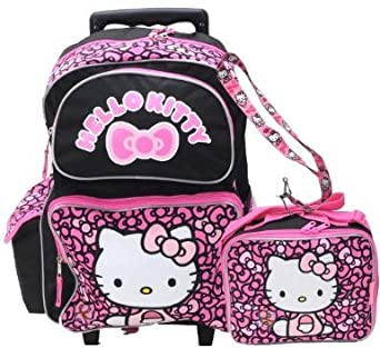 Hello Kitty Lunch Bag With Shoulder Strap 97