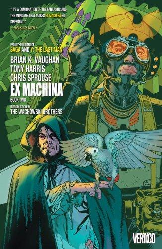 Ex Machina Book 2 TP
