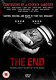 The End - Confessions Of A Cockney Gangster [DVD] [2008]