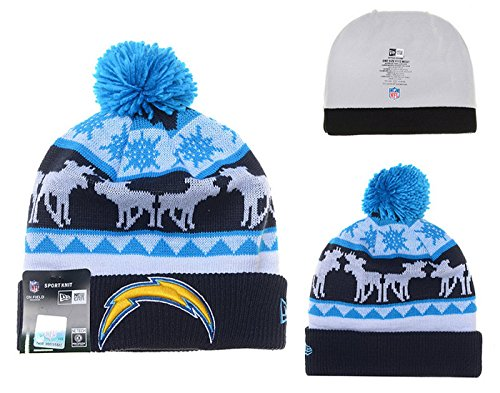 san-diego-chargers-unisex-retro-trawler-adults-beanie-invernale