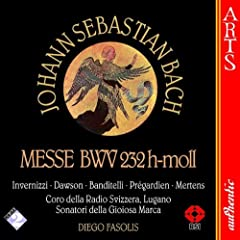 I Missa - Gloria: Domine Deus (Soprano I And Tenor) (Bach)
