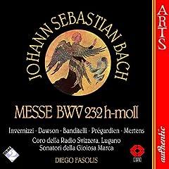 I Missa - Gloria: Quoniam Tu Solus Sanctus (Bass) (Bach)