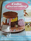 DeAgostini Cake Decorating Magazine + Free Gift issue 53