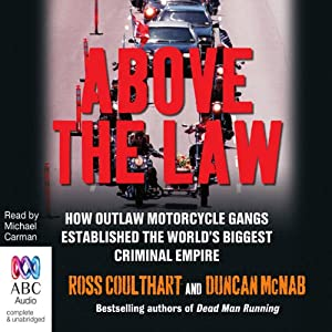 Above the Law Audiobook