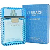 Versace Man Eau Fraiche For Men By Gianni Versace Eau De Toilette 3.4 oz
