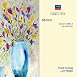 Sibelius: Symphony No. 2-Karelia Suite