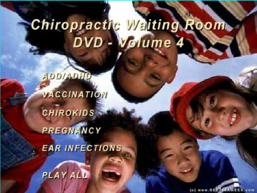 Chiropractic - The Chiropractic Waiting Room Dvd - Volume 4 front-791821
