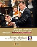 ベートーヴェン : 交響曲全集 / ティーレマン & ウィーン・フィル [9 DVD BOX] (Beethoven : The Complete Symphonies / Thielemann, VPO [2008-2010 LIVE])
