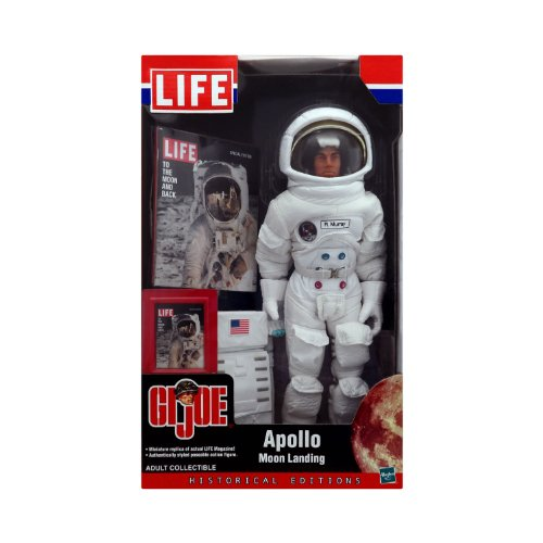 GI JOE APOLLO MOON LANDING R MURRAY ASTRONAUT MINT IN BOX