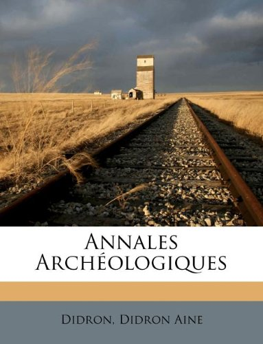 Annales Archéologiques