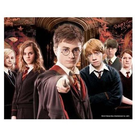 Picture of Hobbico Visual Echo 3D Effect Harry Potter Dumbledore's Army 100pc Lenticular Puzzle (B000YB9WM2) (3D Puzzles)