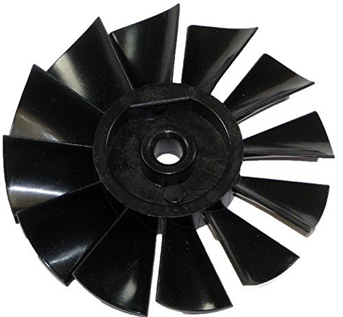 Porter Cable C2002 Air Compressor OEM 8mm Motor Fan # D24595 (C2002 Type 7 Parts compare prices)