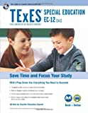 img - for TExES Special Education EC-12 (161) Book + Online (TExES Teacher Certification Test Prep) book / textbook / text book