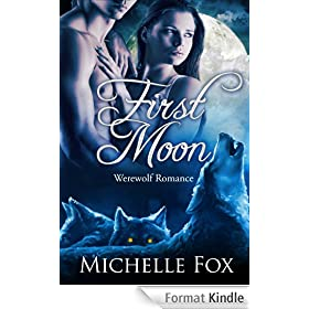 First Moon (New Moon Wolves) BBW Werewolf Romance, Kindle Unlimited (English Edition)