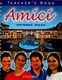 img - for Amici: Teacher's Book by Carole Shepherd (4-Nov-2004) Paperback book / textbook / text book