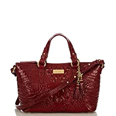 Mini Asher Tote<br>Carmine Red Melbourne