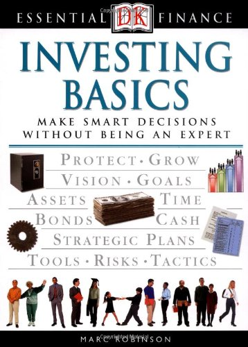 Essential Finance Series: Investing Basics, Shaw, Adam; Robinson, Marc