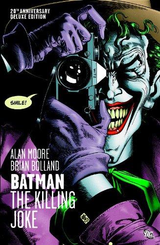 Batman: The Killing Joke, Deluxe Edition