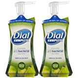 Dial Complete Fresh Pear Scented Foaming Hand Wash 7.5 Ounce [Set Of 2]