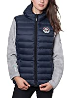 Geographical Norway Chaleco Vedette (Azul Marino)