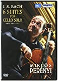 Bach - Cello Suites [DVD]