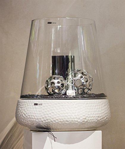bieten kaheku windlicht bilbao keramik modern laterne vase kerzen leuchter 3 gr en 4 designs. Black Bedroom Furniture Sets. Home Design Ideas
