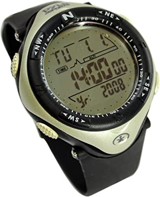 Pyle Sports PAW1 Outdoor Digital Watch with Altimeter, Compass, Stop Watch, Barometer and Perpetual Calendar from Pyle Sports