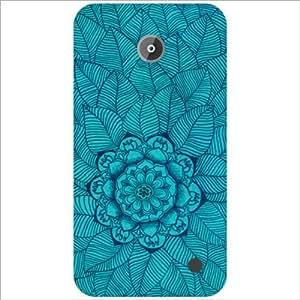 Design Worlds - Nokia Lumia 630 Designer Back Cover Case - Multicolor Phone...