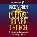 The Purpose-Driven Church (       UNABRIDGED) by Rick Warren Narrated by Jay Charles