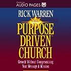 The Purpose-Driven Church Hörbuch von Rick Warren Gesprochen von: Jay Charles
