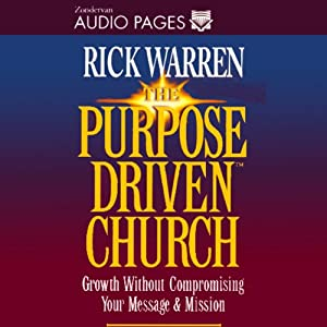The Purpose-Driven Church Audiobook