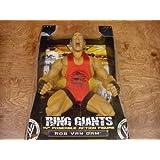 WWE JAKKS ROB VAN DAM RING GIANTS SERIES 7 FIGURE