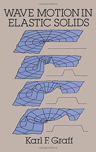 Wave Motion in Elastic Solids (Dover Books on Physics)