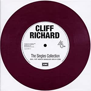 Cliff Richard: The Singles Collection, All 127 Solo Singles